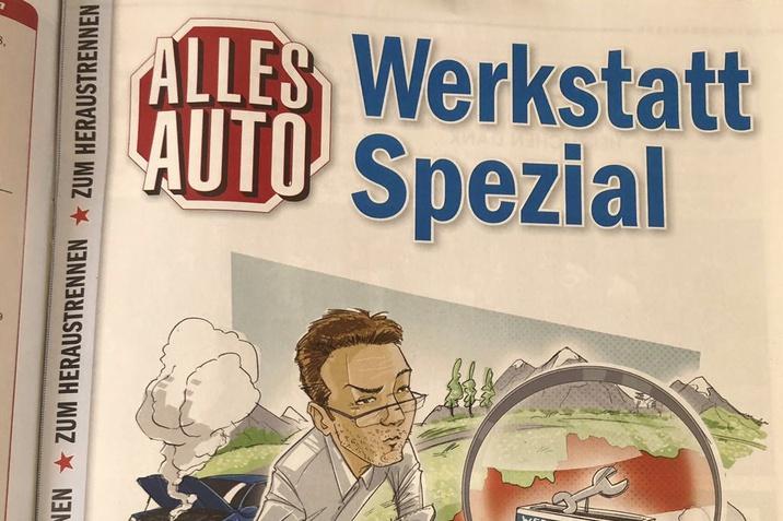 ALLES AUTO - Werkstatt Spezial
