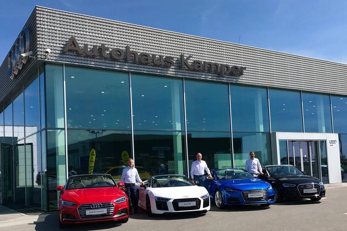Audi Autohaus Josef Kamper