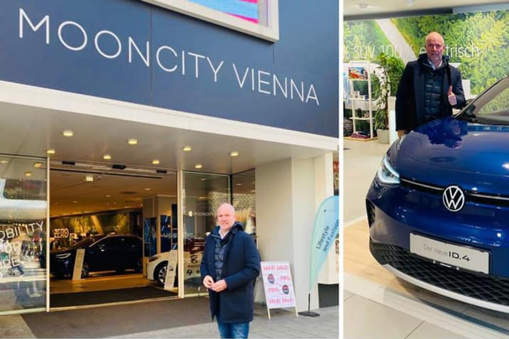 Mooncity Vienna