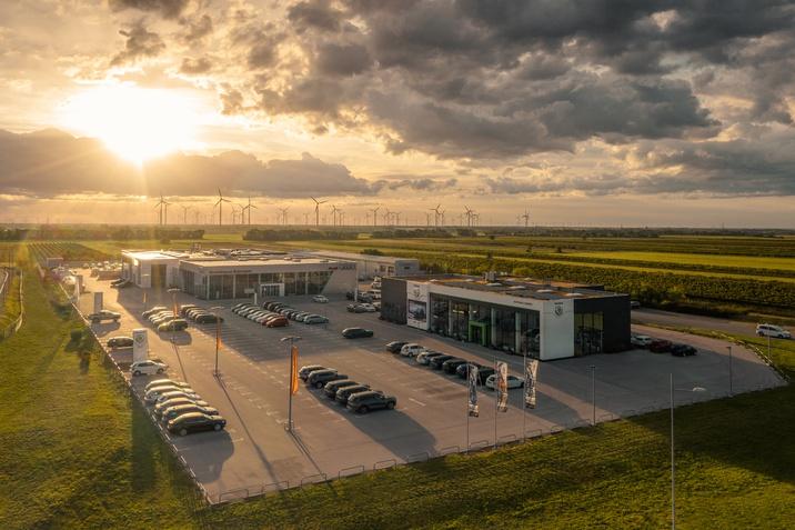 Autohaus Josef Kamper GmbH