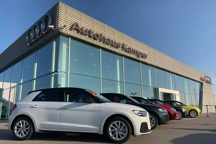AUDI Autohaus Josef Kamper GmbH