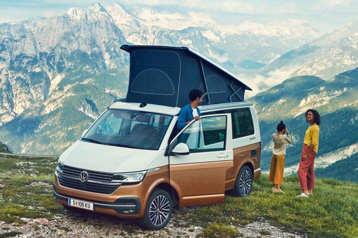 Urlaub mit Volkswagen